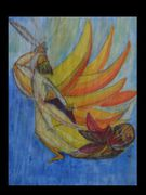 Erzengel Michael (Streiter Gottes gegen Luzifer, den Teufel)